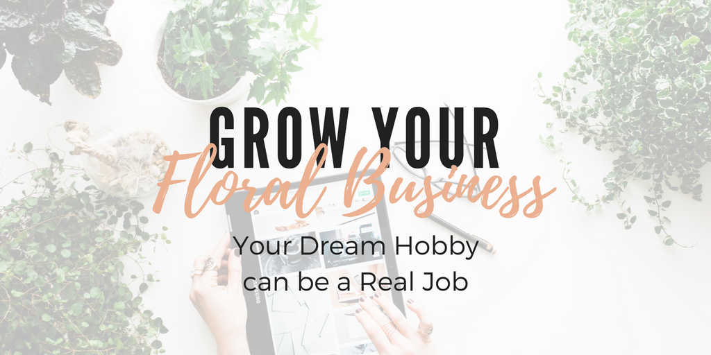 Grow your floral business with Suzette Jamy